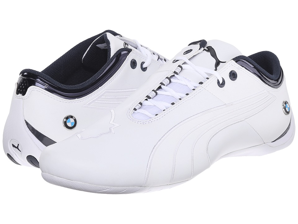 PUMA - BMW MS Future Cat M1 2 (White/White) Men's Shoes