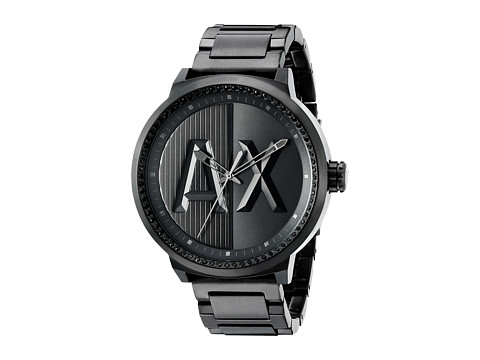 AX Armani Exchange - Atlc - AX1365 (Black) Watches