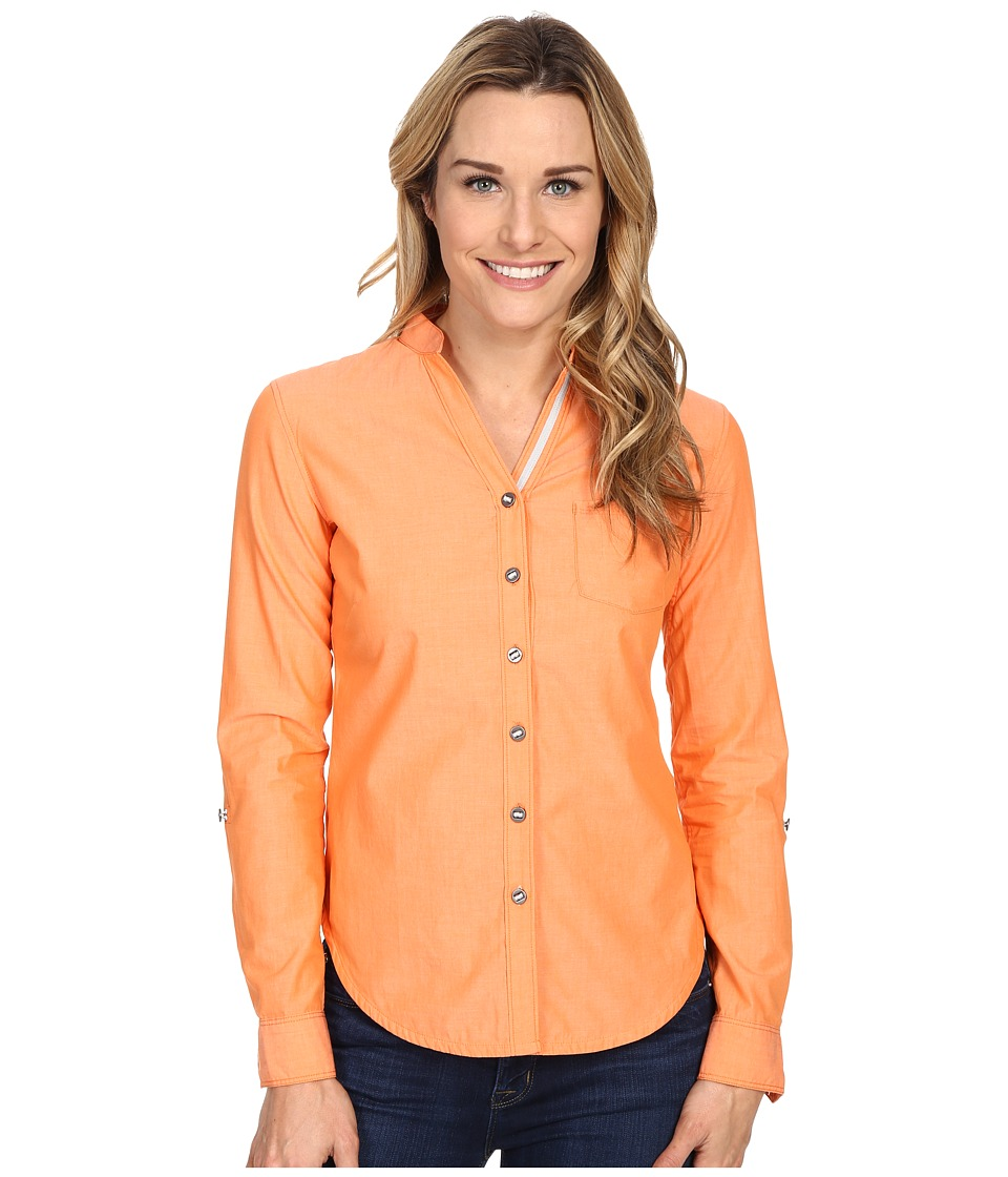 Black Diamond - Chambray Modernist Shirt (Dawn) Women's Long Sleeve Button Up