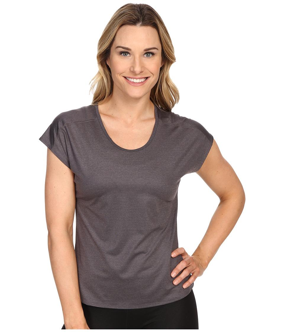 Black Diamond - Pale Fire Tee (Slate) Women's T Shirt