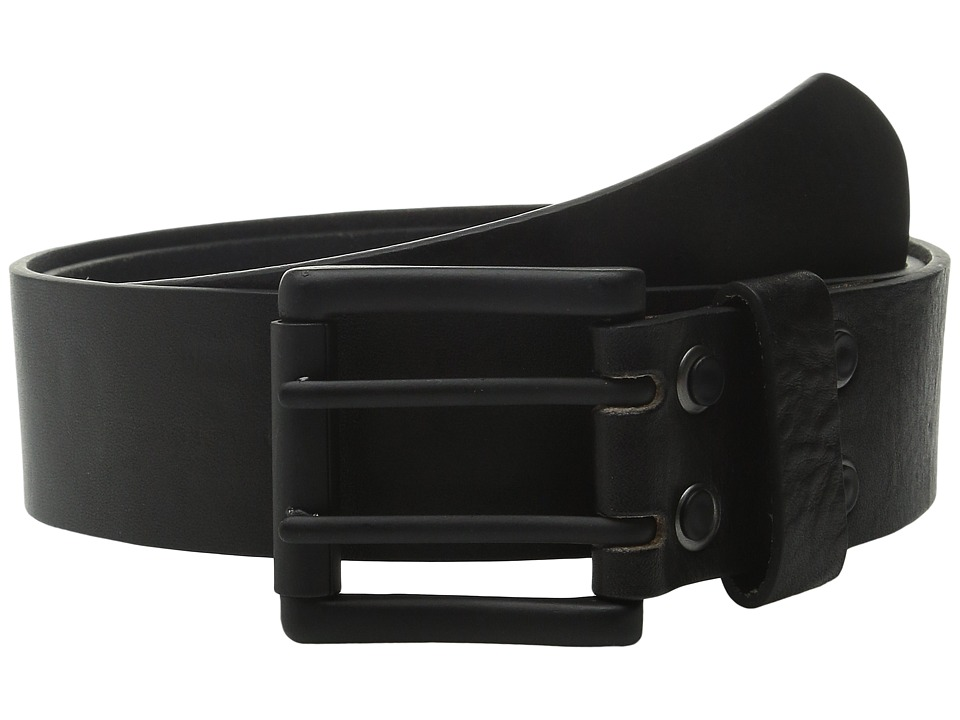 Bill Adler 1981 - Electric Flag (Black/Black) Men's Belts