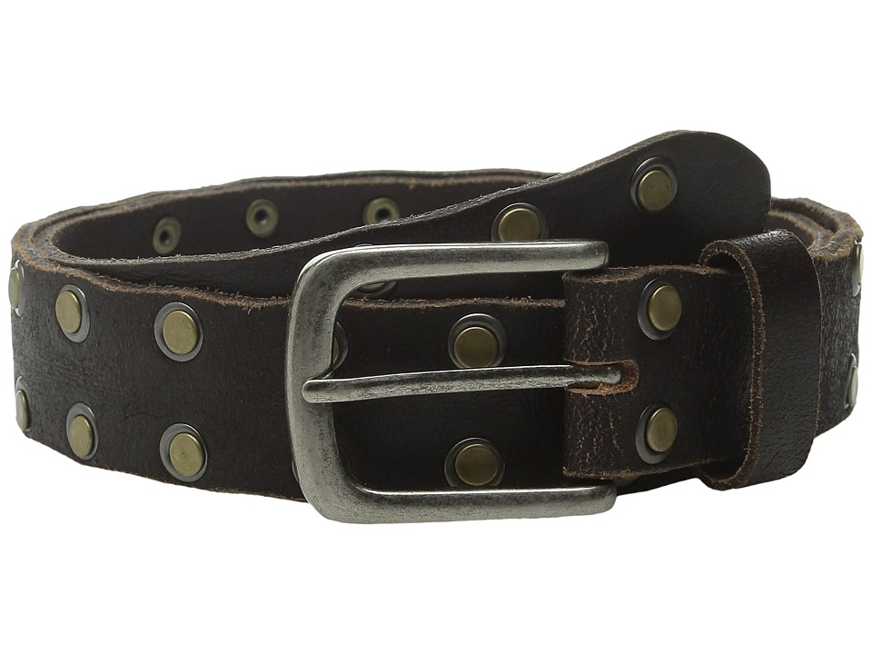 Bill Adler 1981 - Out Law (Brown) Men's Belts