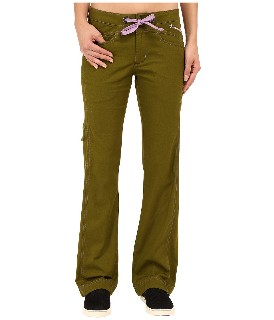 Black Diamond - Credo Pants (Sage) Women's Casual Pants
