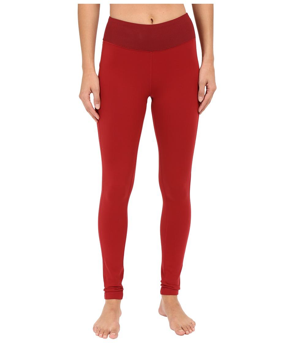 Black Diamond - Levitation Pants (Maroon) Women's Clothing