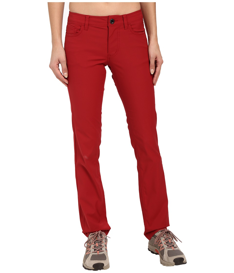 Black Diamond - Creek Pants (Maroon) Women's Casual Pants