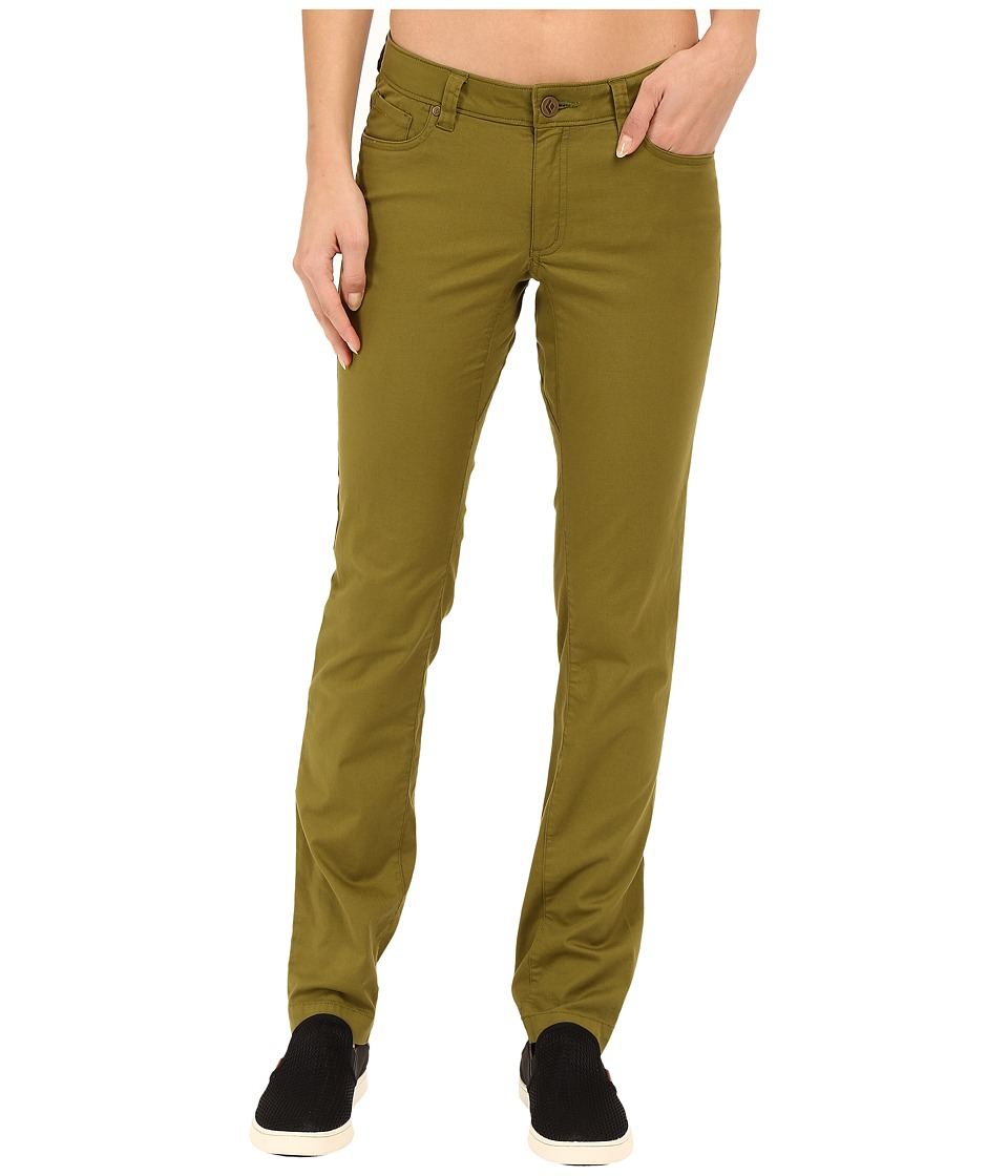 Black Diamond - Stretch Font Pants (Sage) Women's Casual Pants