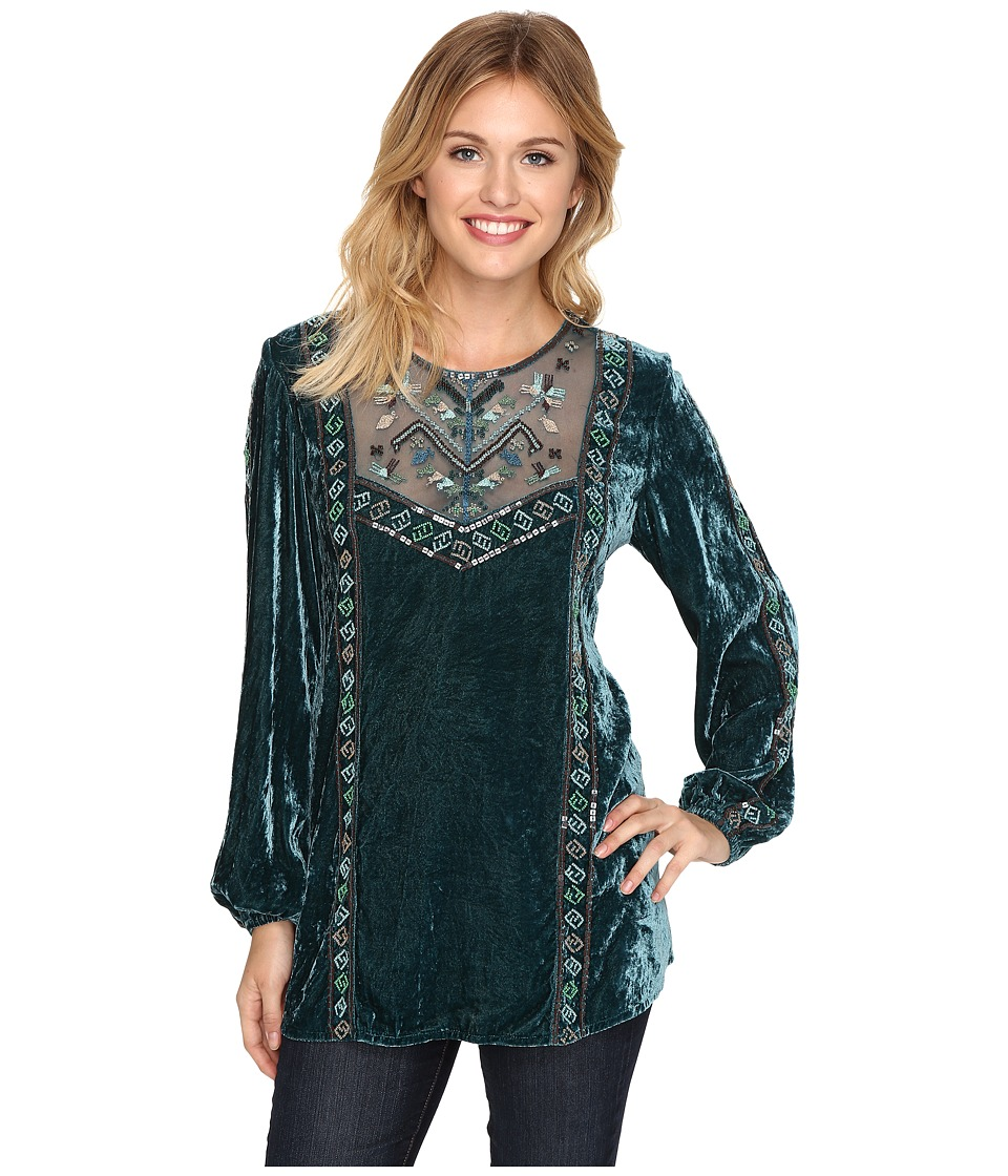 Double D Ranchwear - Little Firefly Top (Capri) Women's Clothing
