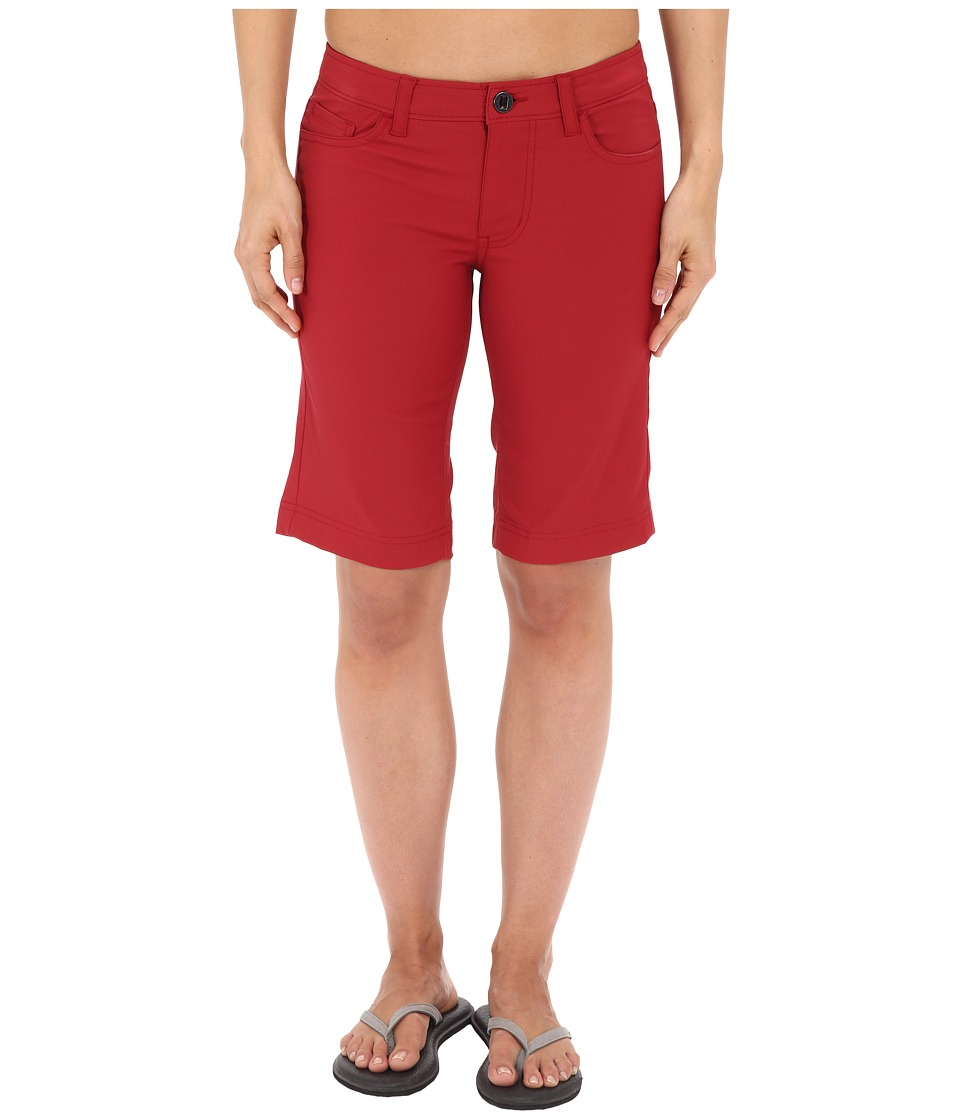Black Diamond - Creek Shorts (Maroon) Women's Shorts