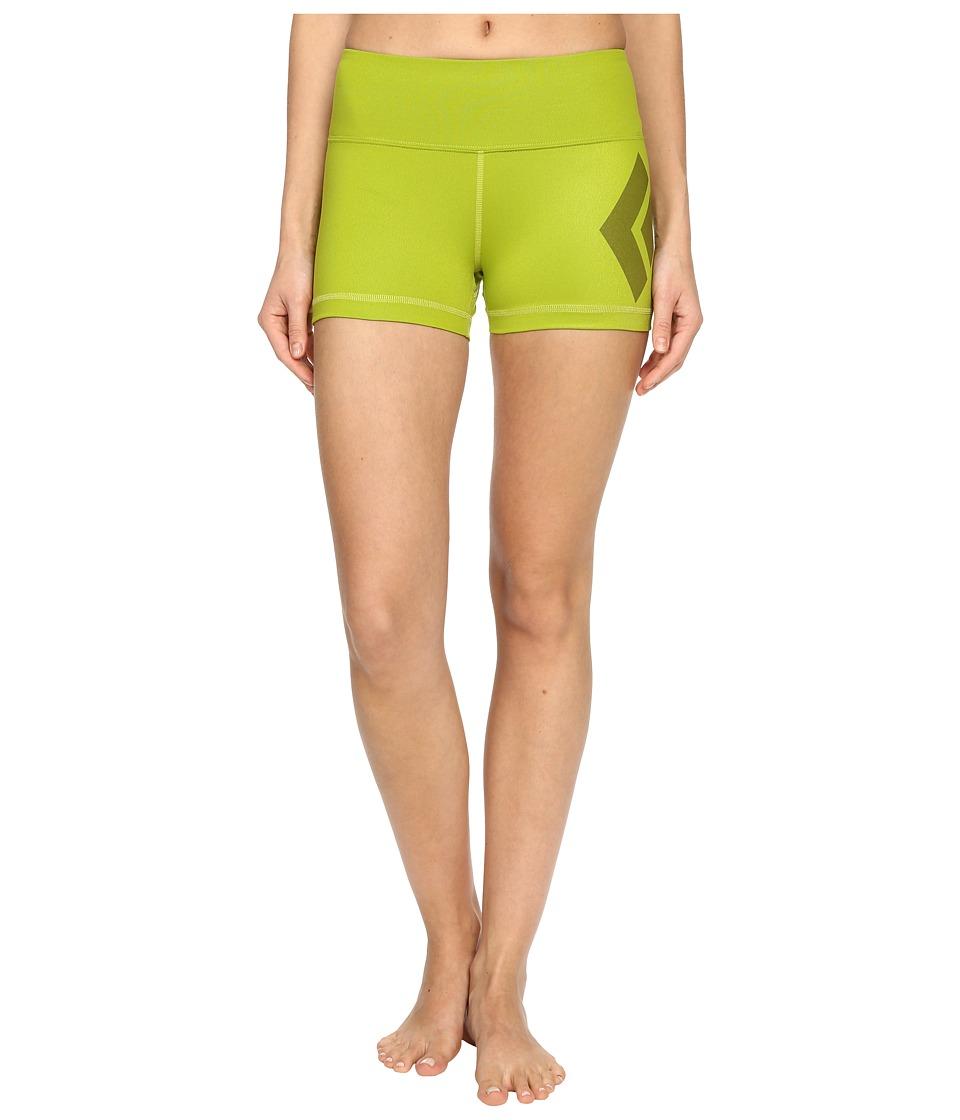 Black Diamond - Equinox Shorts (Grass) Women's Shorts