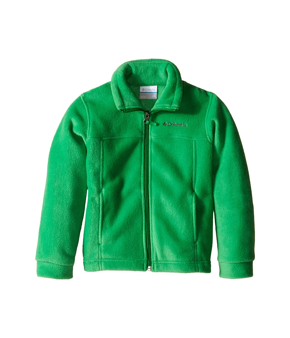 Columbia Kids - Steens Mt II Fleece (Little Kids/Big Kids) (Fuse Green) Boy's Fleece