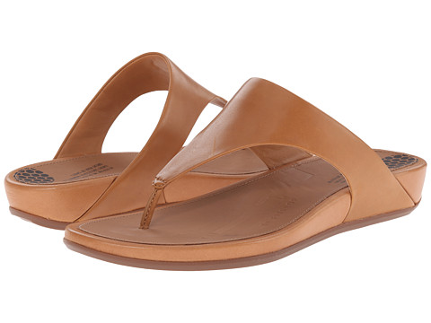 FitFlop - Banda (Tan) Women's Shoes