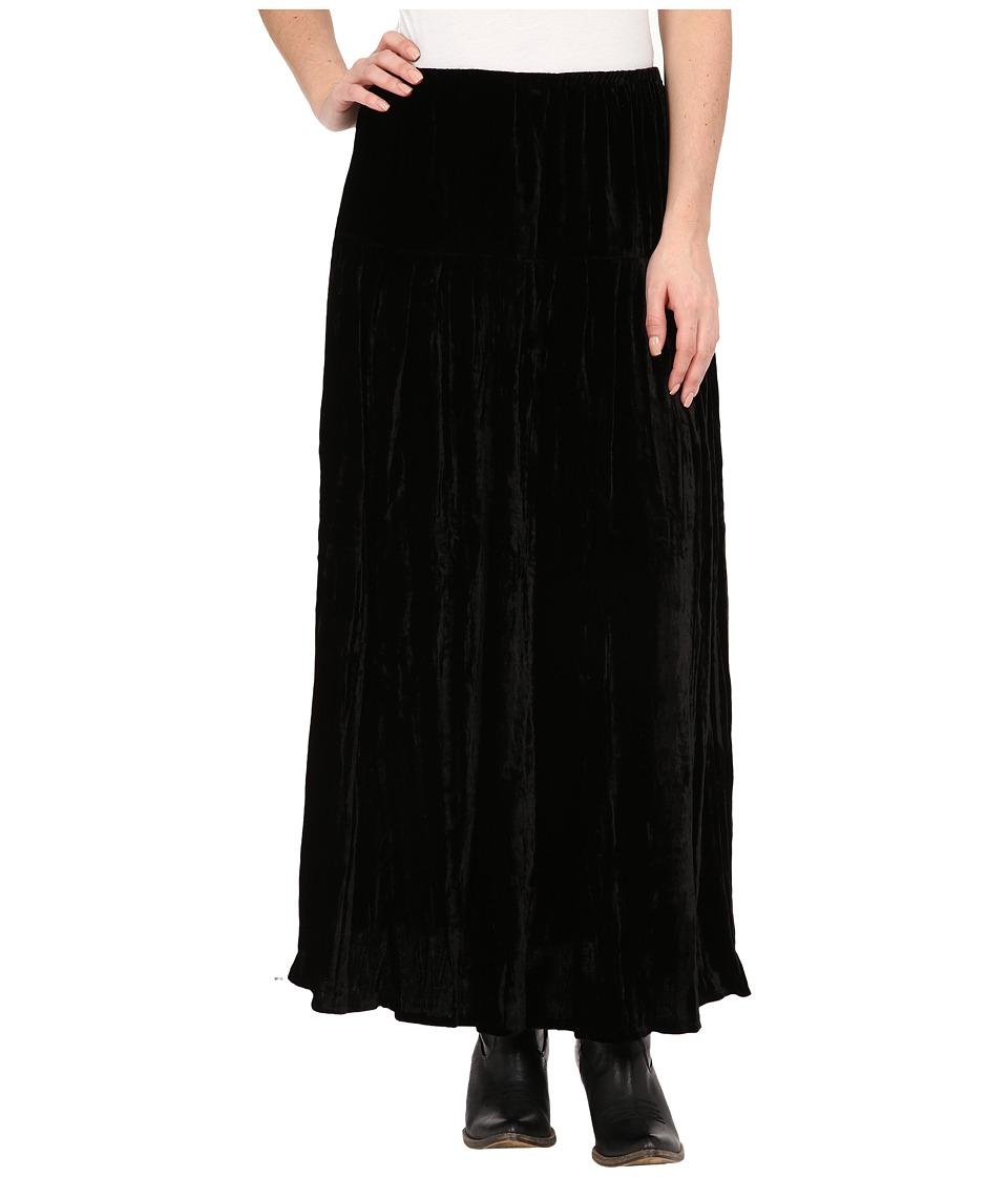 Double D Ranchwear - Boot Skirt (Black) Women's Skirt