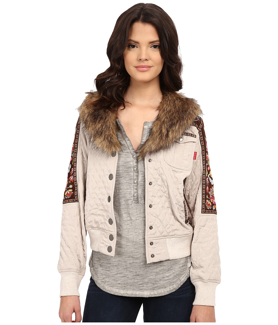 Double D Ranchwear - Alm Hike Jacket (Alpaca) Women's Coat