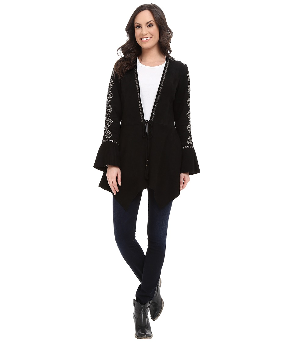 Double D Ranchwear - Laguna Jacket (Black) Women's Coat