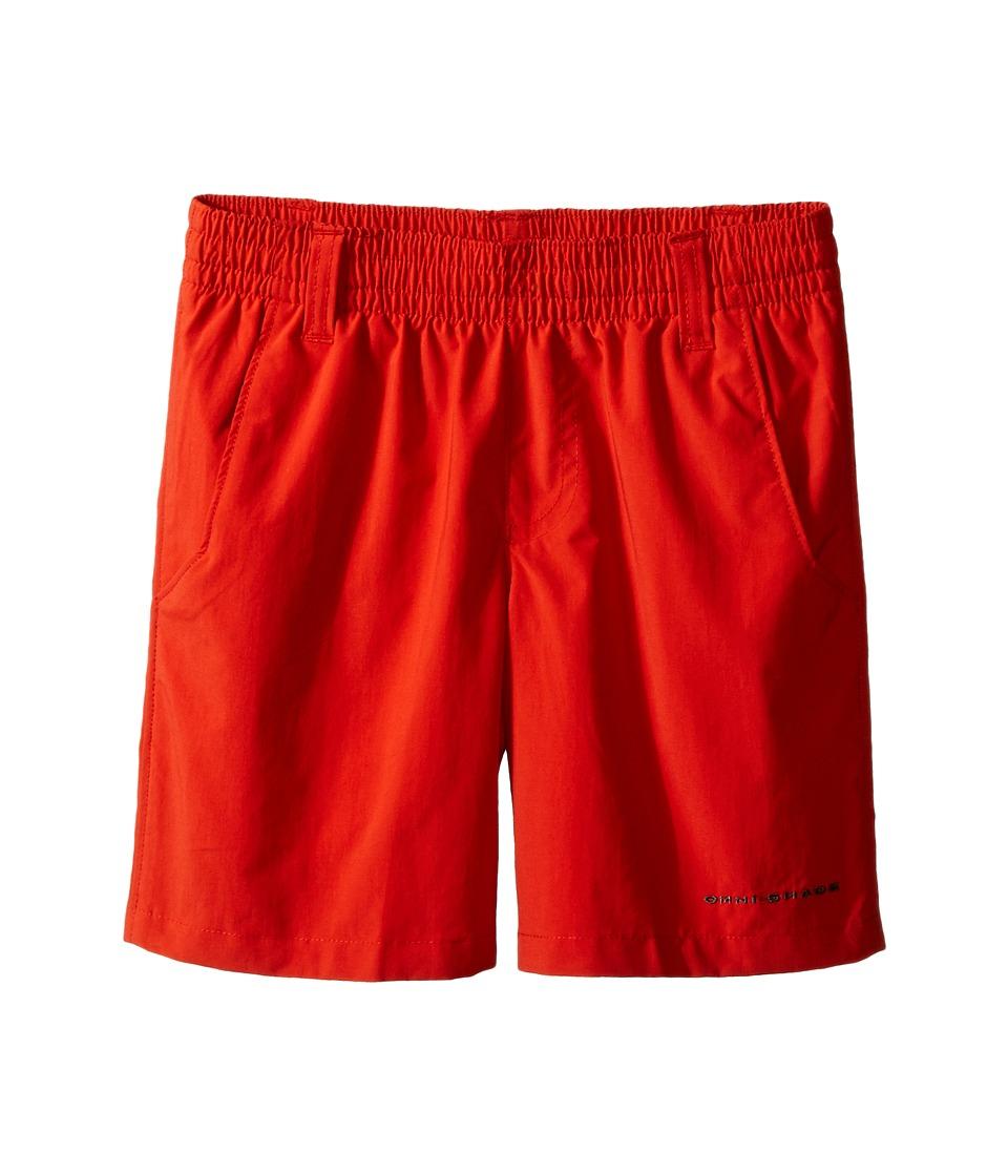 Columbia Kids - Backcast Short (Little Kids/Big Kids) (Super Sonic) Boy's Shorts