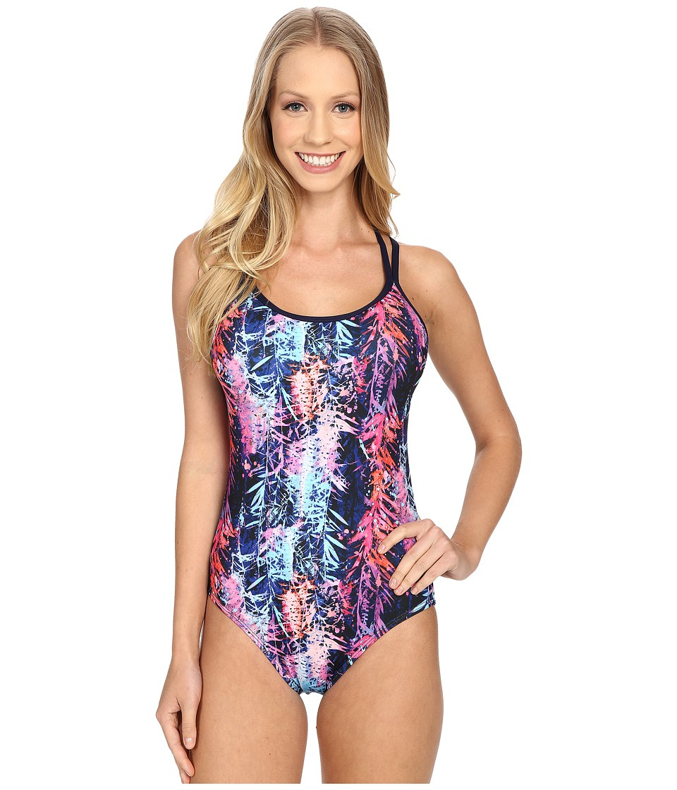Carve Designs - Beacon Full Piece (Mystic) Women's Swimsuits One Piece