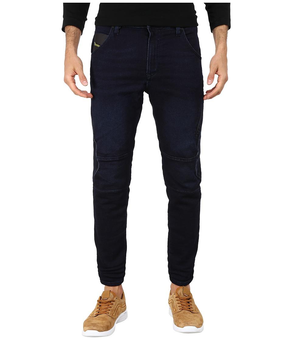 Diesel - Jogg-X Sweat Jeans 0665A (Denim) Men