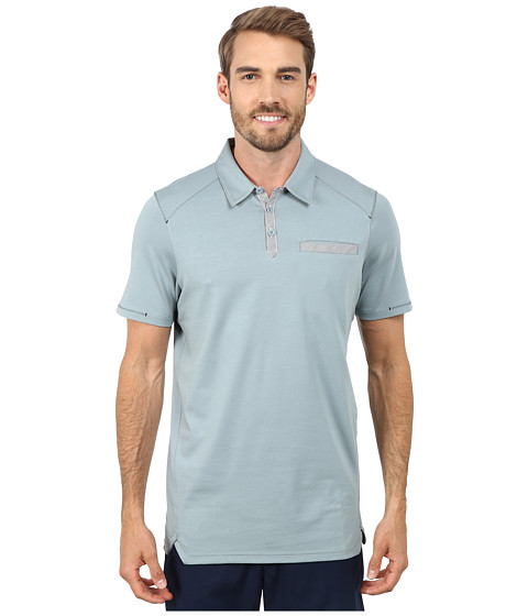 Oakley - Cameron Polo (Lead) Men's Clothing