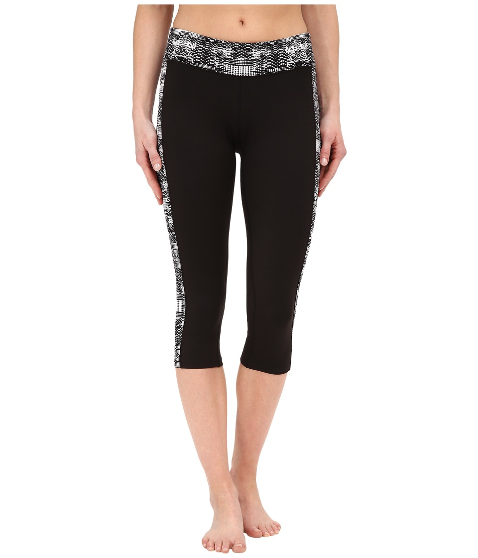 Soybu - Toni Capris (Black Mirage) Women's Capri