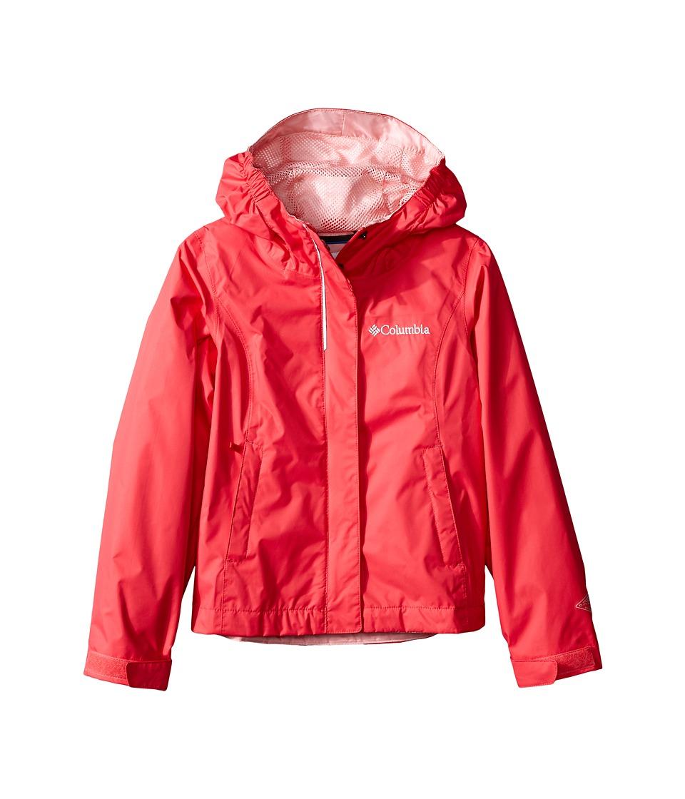 Columbia Kids - Arcadia Jacket (Little Kids/Big Kids) (Bright Geranium) Girl's Coat