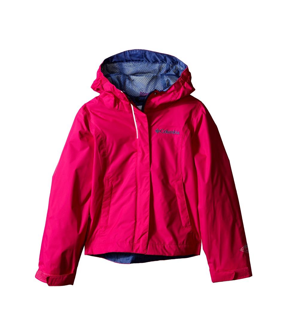 Columbia Kids - Arcadia Jacket (Little Kids/Big Kids) (Haute Pink) Girl's Coat