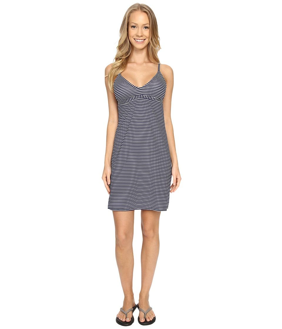 Carve Designs Gansett Dress (Anchor Stripe) Women