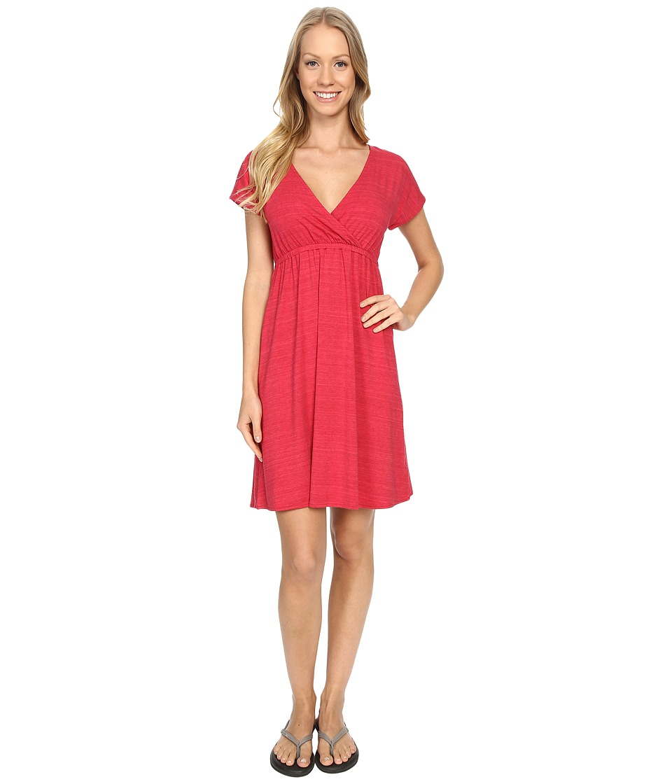 Carve Designs - Coco Dress (Strawberry) Women's Dress