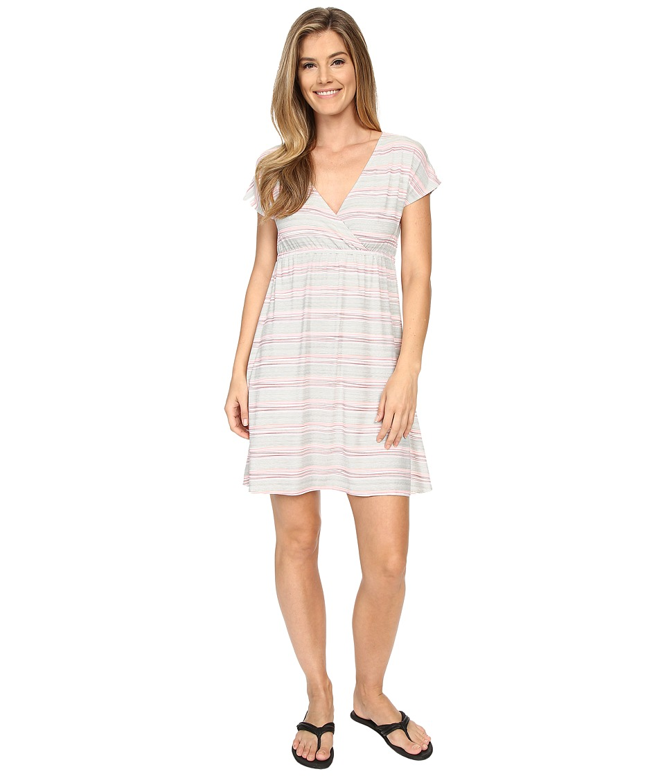 Carve Designs - Coco Dress (Fatigue Wave Stripe) Women's Dress