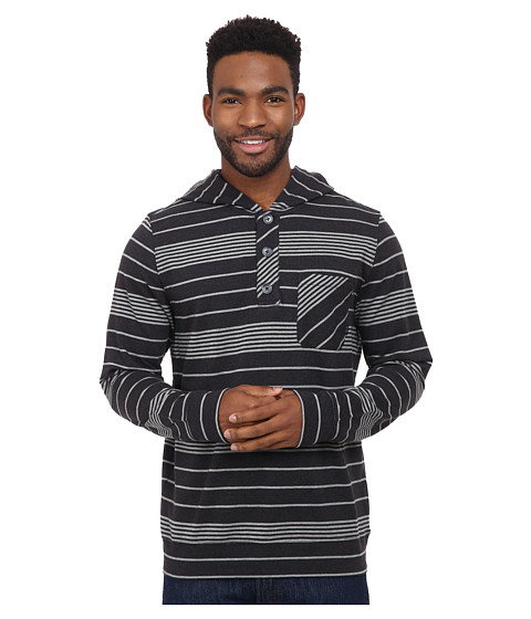 Oakley - The Point Pullover (Jet Black) Men
