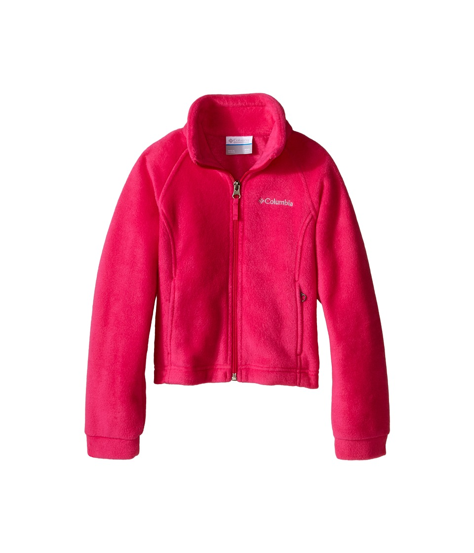 Columbia Kids - Benton Springs Fleece (Little Kids/Big Kids) (Haute Pink) Girl