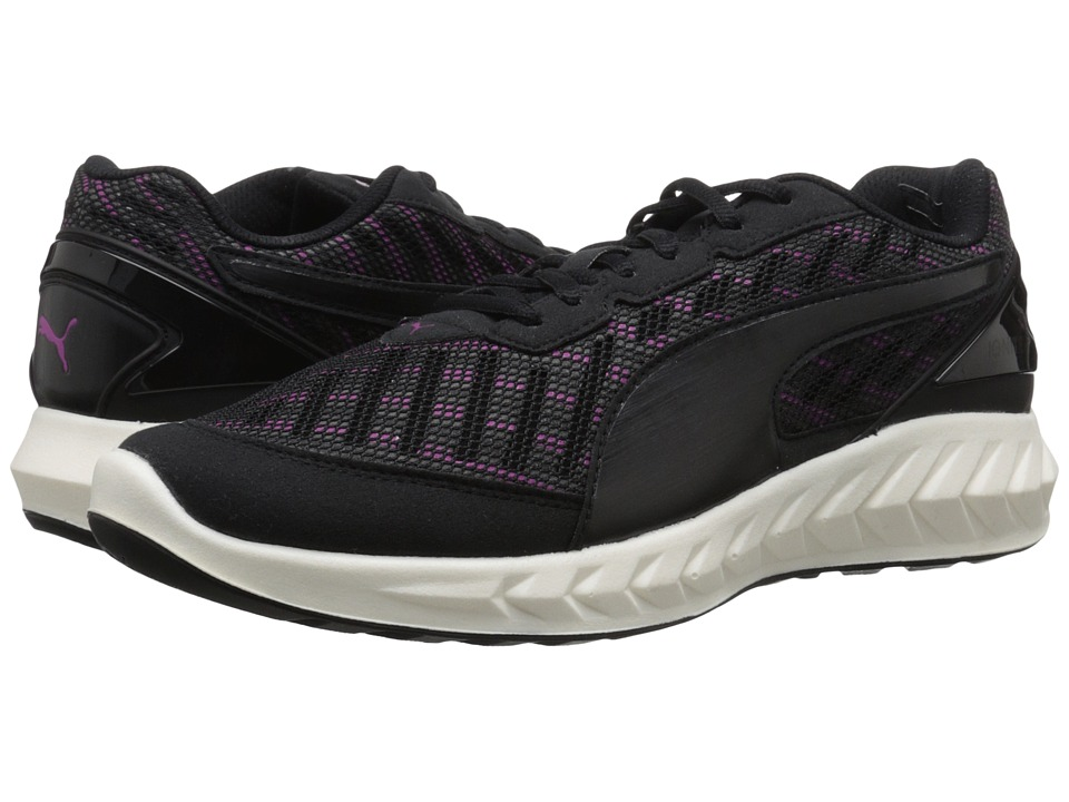 PUMA - Ignite Ultimate Multi (Black) Women's Running Shoes