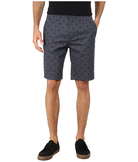 Oakley - Indicator Shorts (Dark Heather Grey) Men's Shorts