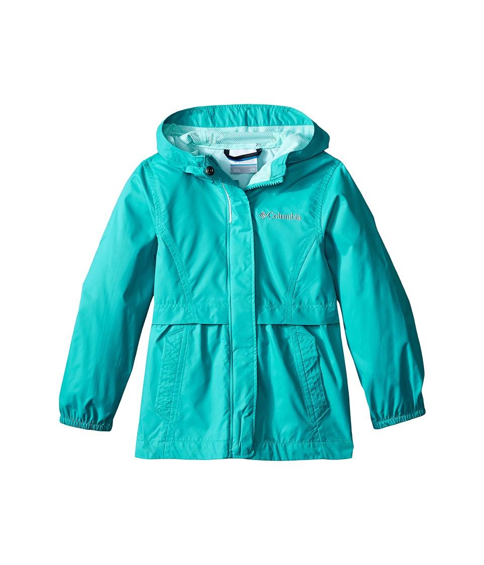 Columbia Kids - Pardon My Trench Rain Jacket (Little Kids/Big Kids) (Miami) Girl's Coat