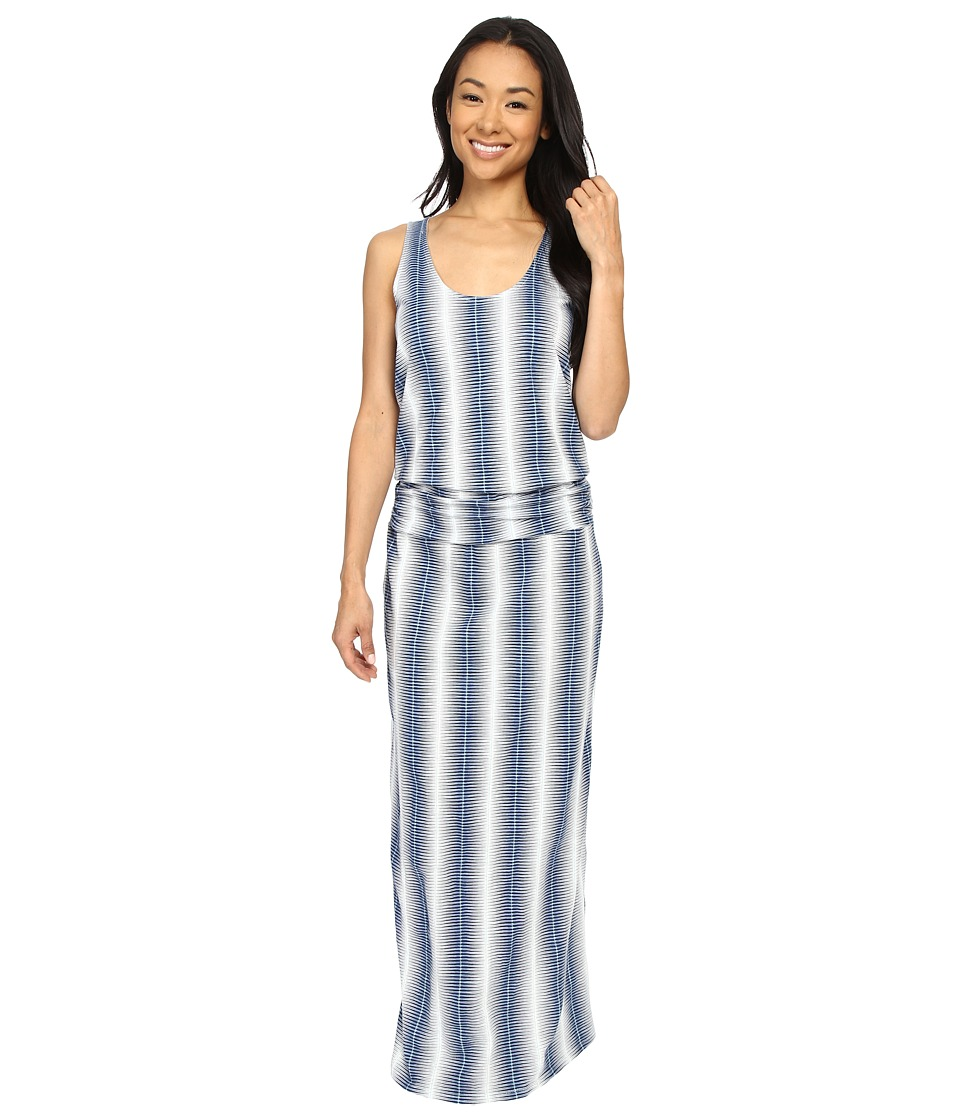 Carve Designs - Anderson Maxi Dress (Anchor Tarifa) Women's Dress
