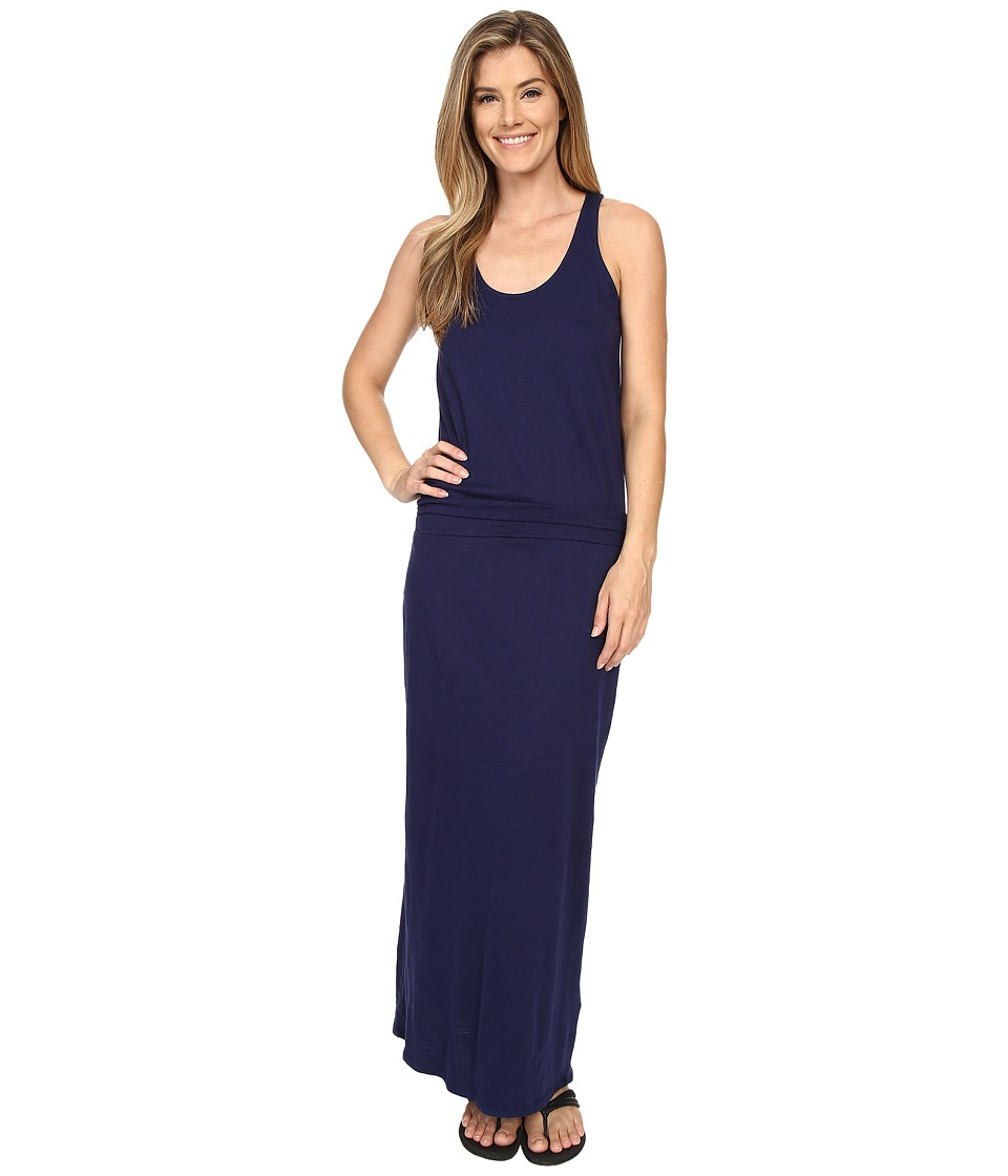 Carve Designs - Anderson Maxi Dress (Anchor) Women's Dress