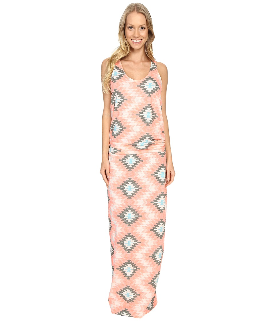 Carve Designs - Anderson Maxi Dress (Havasu) Women's Dress