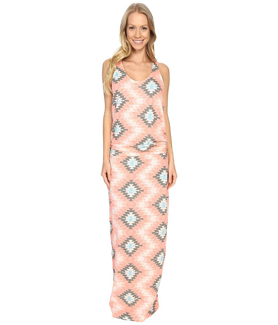 Carve Designs - Anderson Maxi Dress (Havasu) Women's Dress