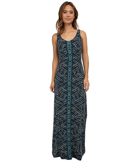 Tart - Delaney Maxi (Mirrored Stripe) Women's Dress