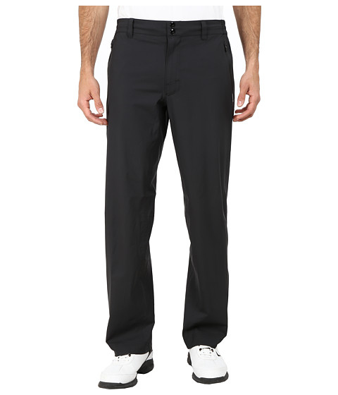 Oakley - Tour Rain Pants (Jet Black) Men's Casual Pants