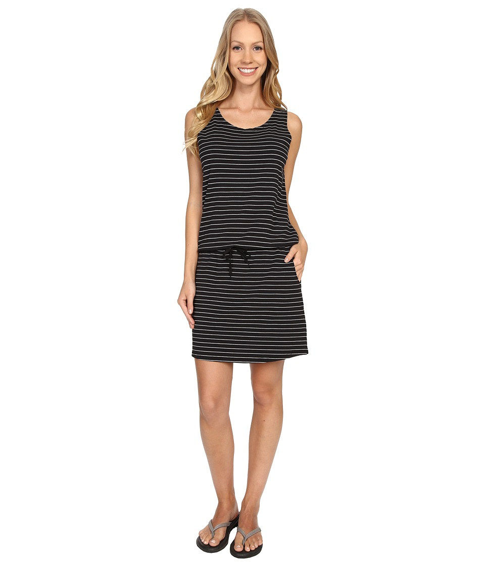 Carve Designs - Meadow Dress (Black Stripe) Women's Dress