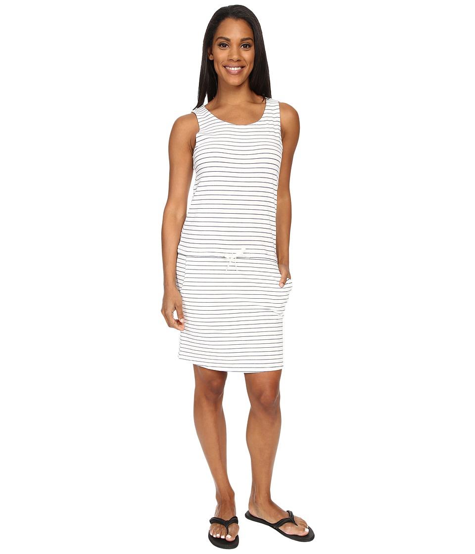 Carve Designs Meadow Dress (Regatta Stripe) Women