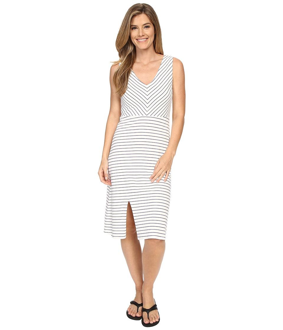 Carve Designs Montauk Dress (Regatta Stripe) Women
