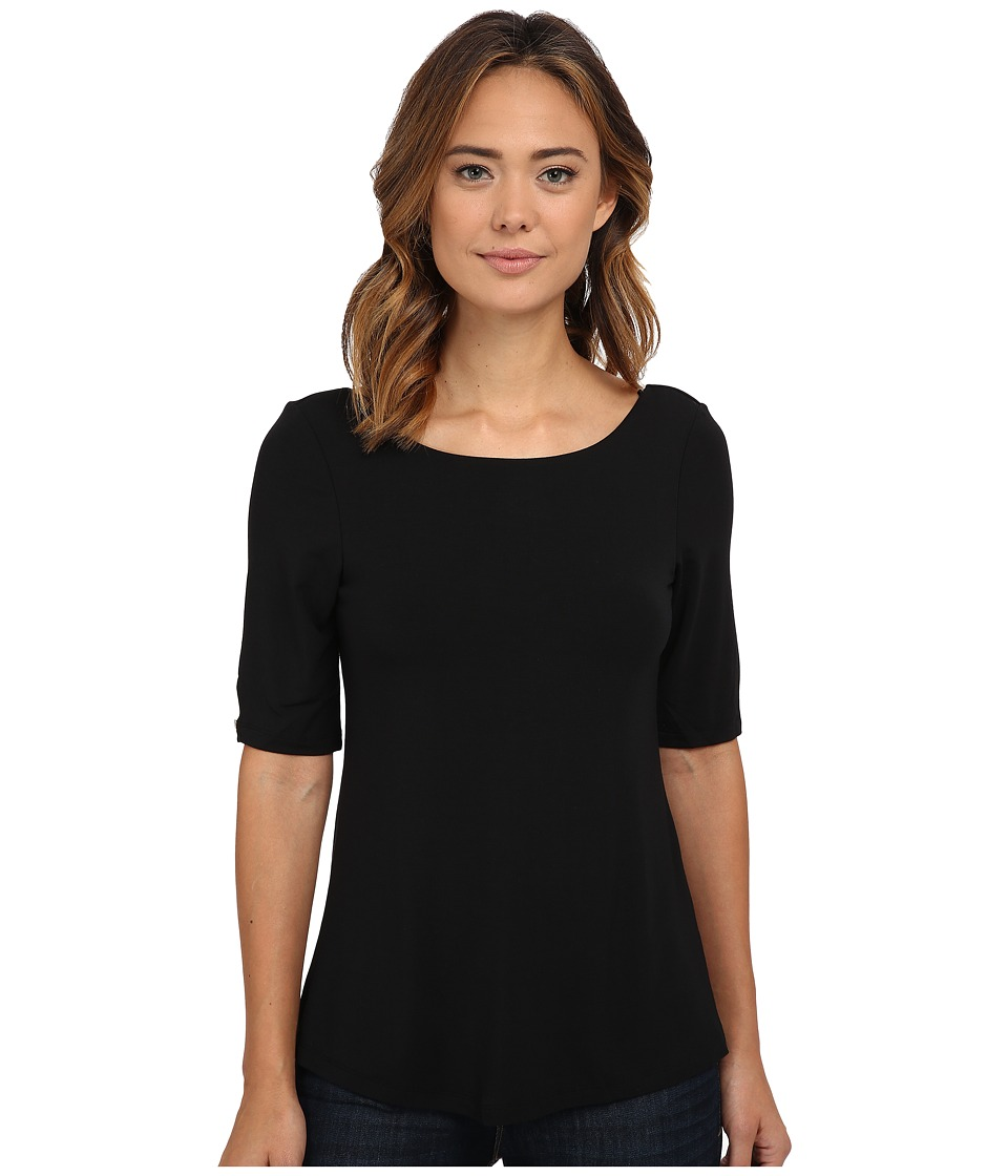 Tart - Minka Top (Black) Women's Clothing