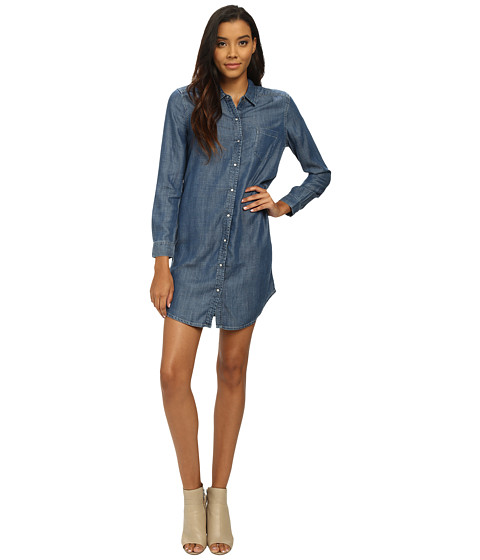 Tart - Jenine Dress (Dark Denim Wash) Women's Dress