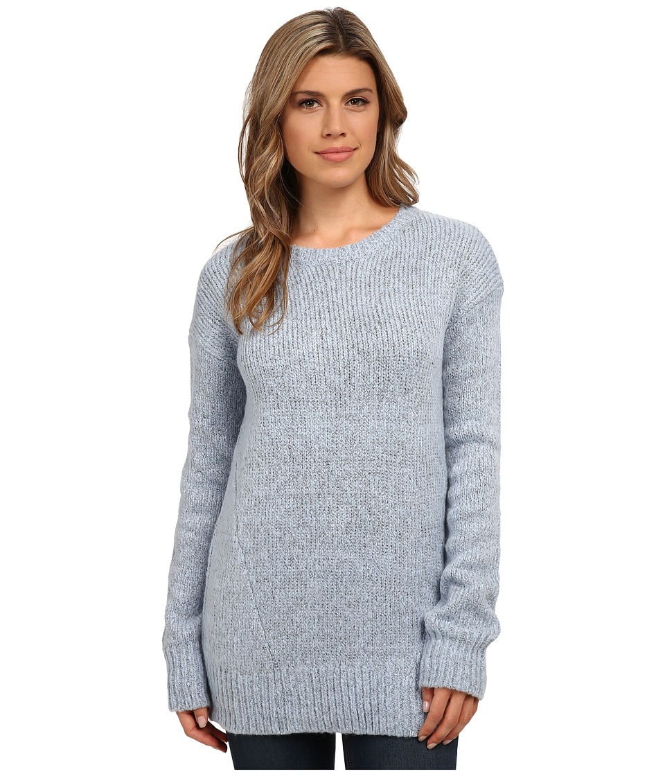BB Dakota - Colby Crew Neck Sweater (Cyanide) Women's Sweater