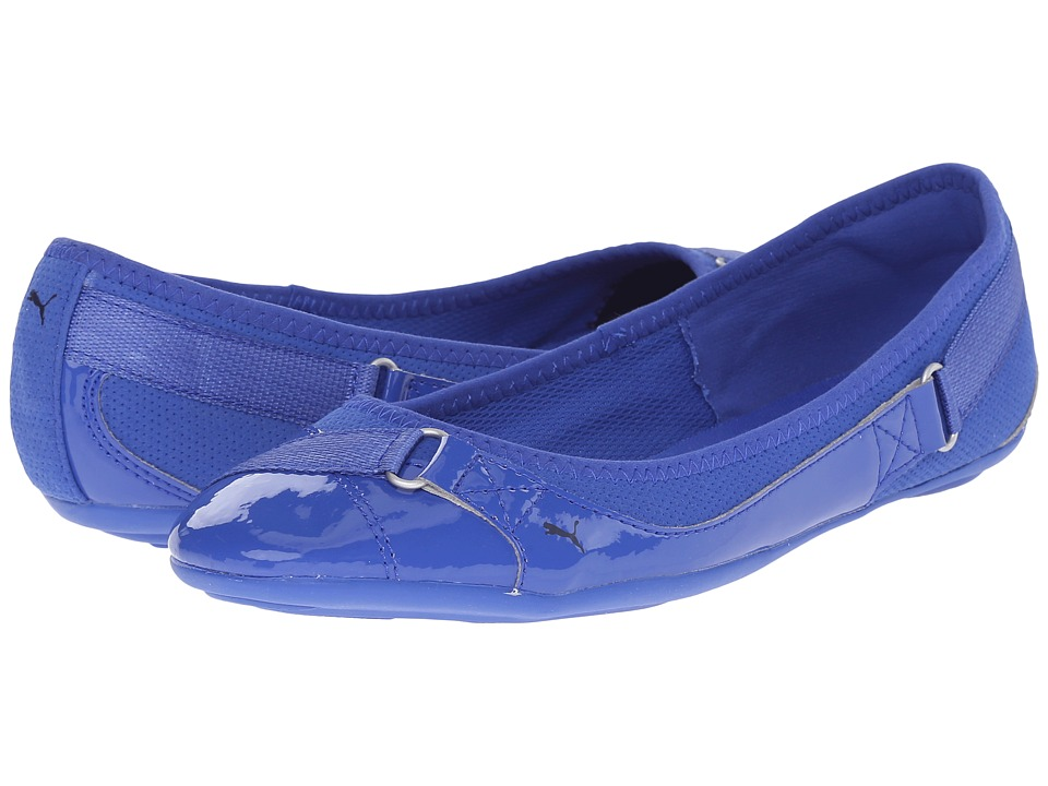 PUMA - Bixley Glamm (Dazzling Blue/Peacoat) Women's Shoes