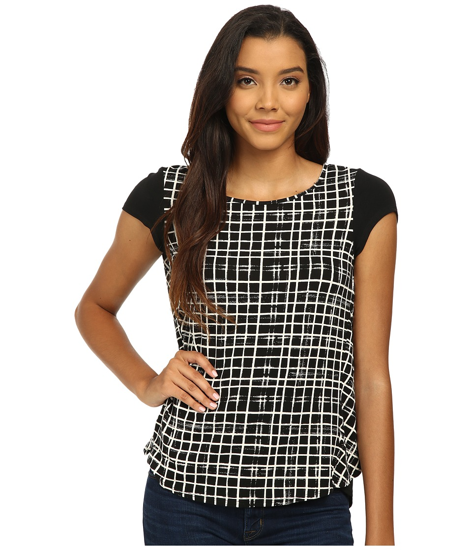 Tart - Karma Top (Painted Grid) Women's Clothing