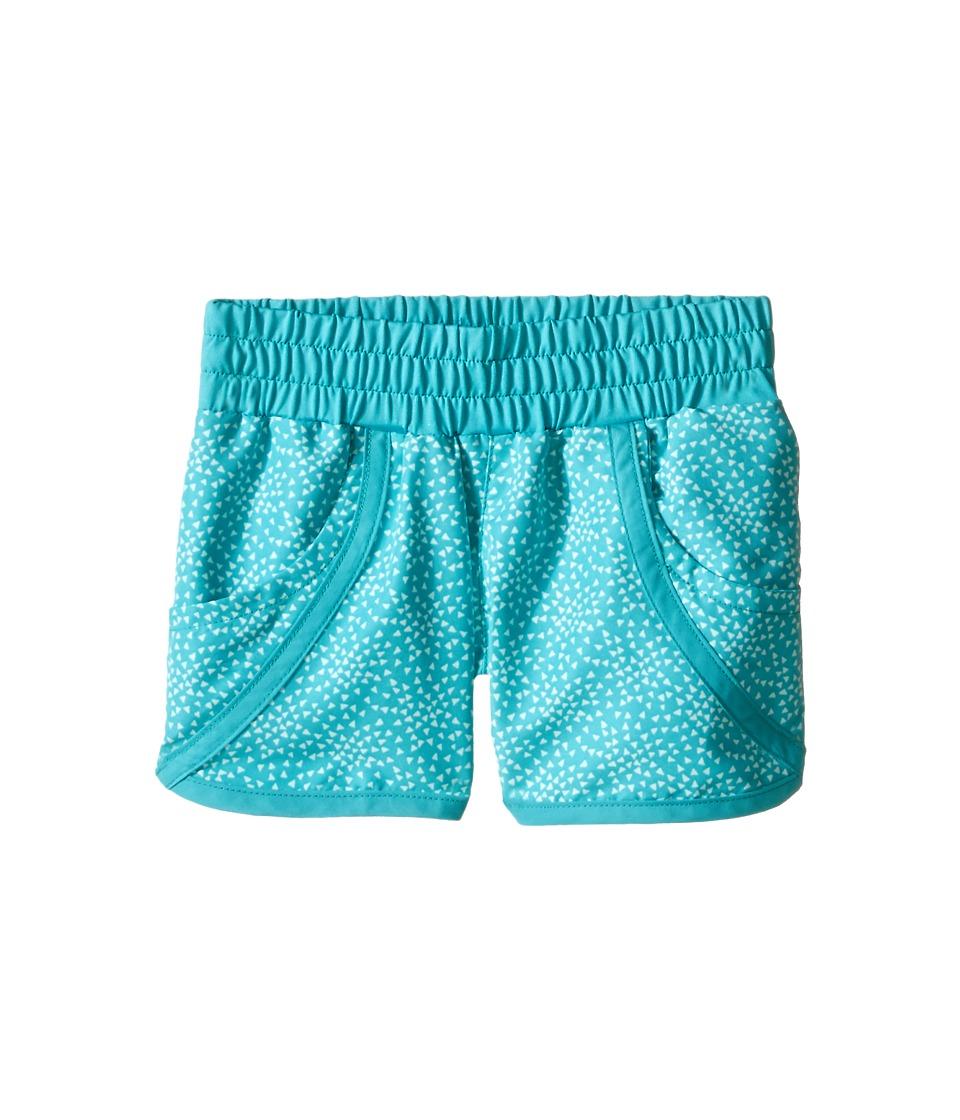 Columbia Kids - Solar Stream II Boardshort (Little Kids/Big Kids) (Miami Triangle) Girl's Swimwear