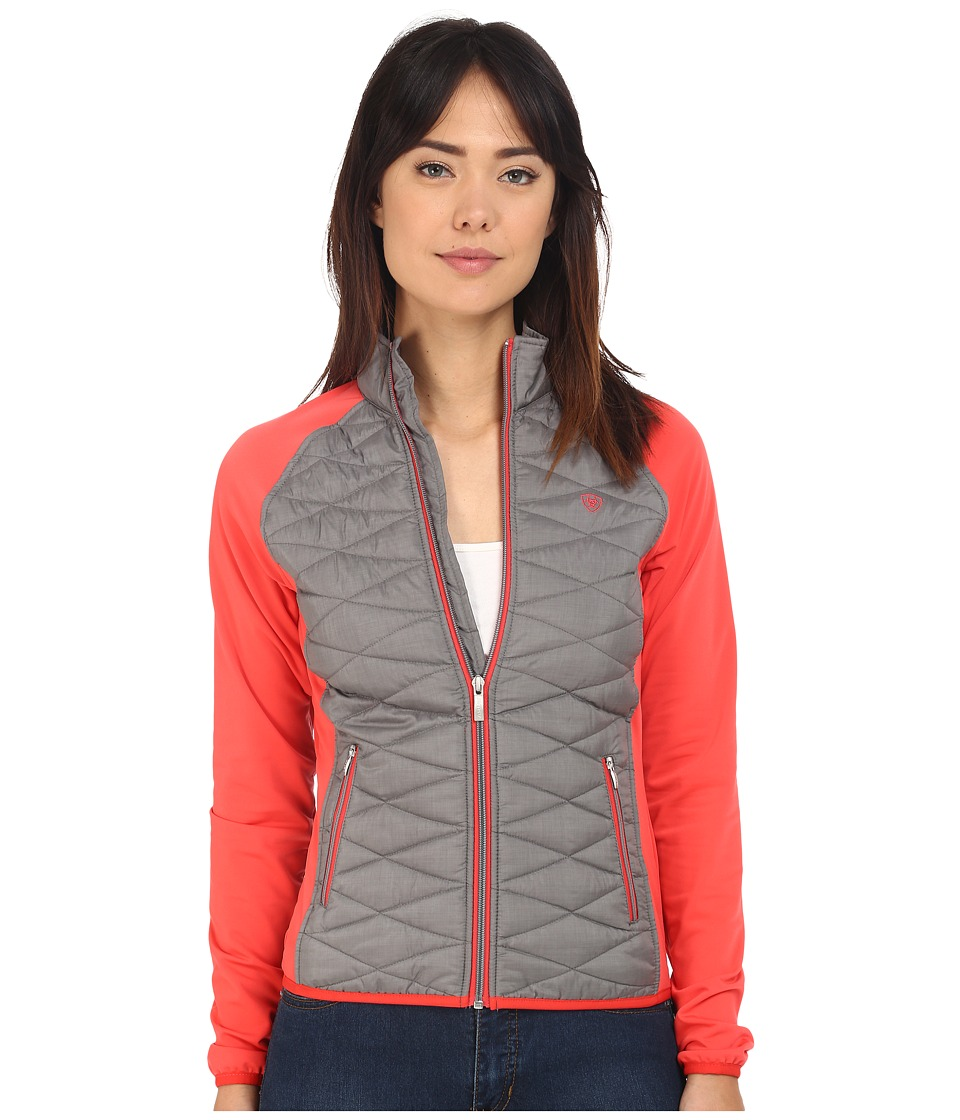 Ariat - Cloud 9 Jacket (Flame) Women's Coat