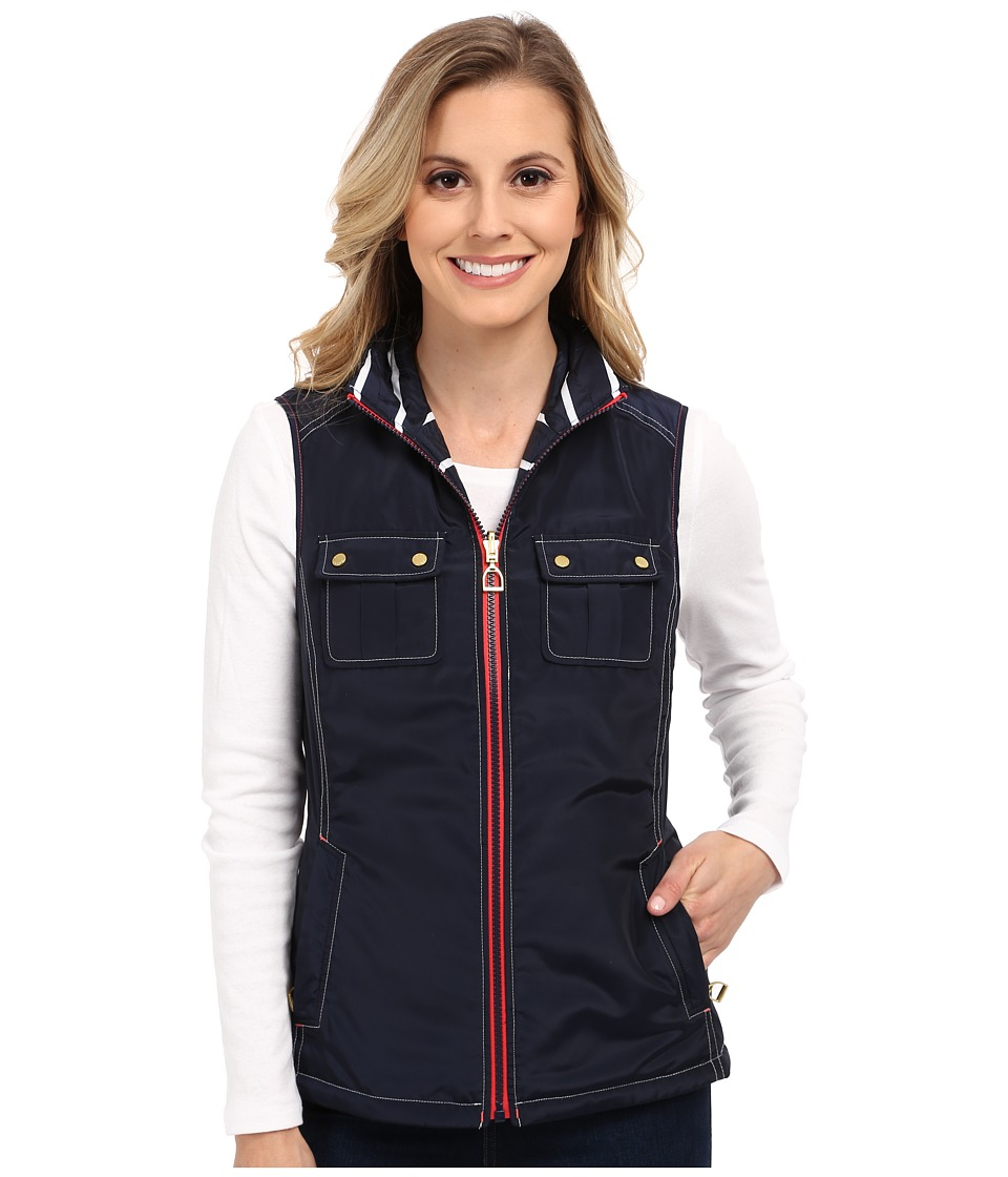Ariat - Derby Vest (Navy) Women's Vest